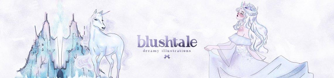 BlushtaleStudio Profile Banner