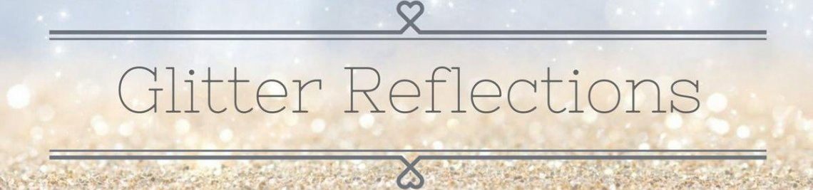 Glitter Reflections Profile Banner