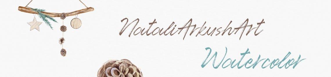 NataliArkushArt Profile Banner