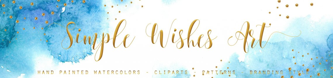 Simple Wishes Art Profile Banner