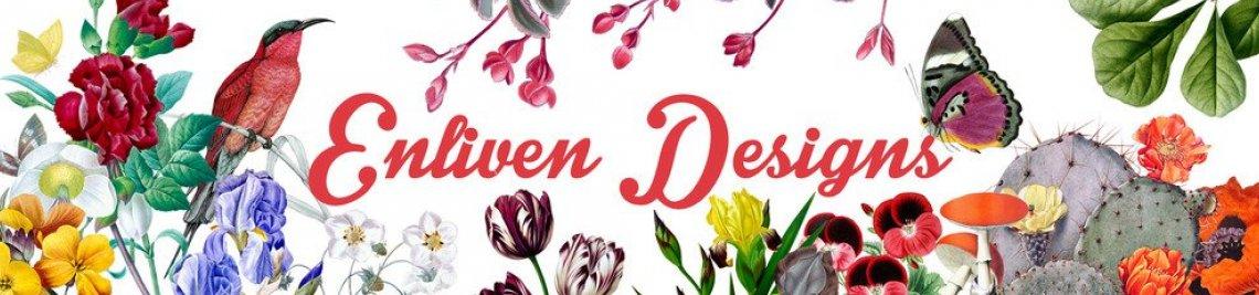 Enliven Designs Profile Banner