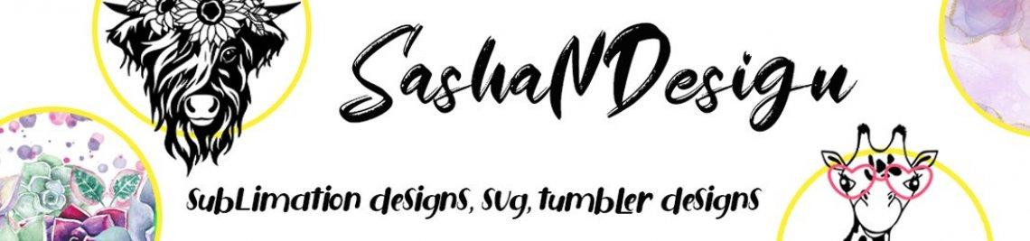 SashaNDesign Profile Banner