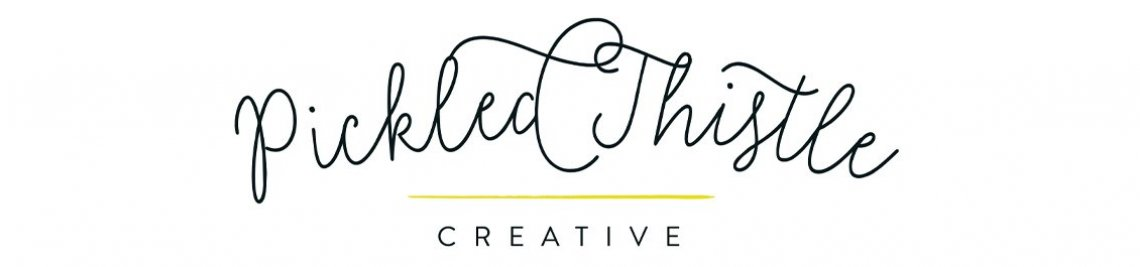 Pickled Thistle Creative Profile Banner