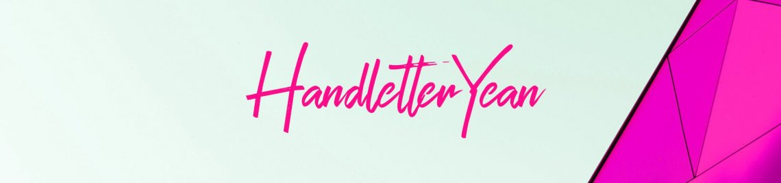 HandletterYean Profile Banner