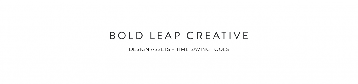Bold Leap Creative Profile Banner