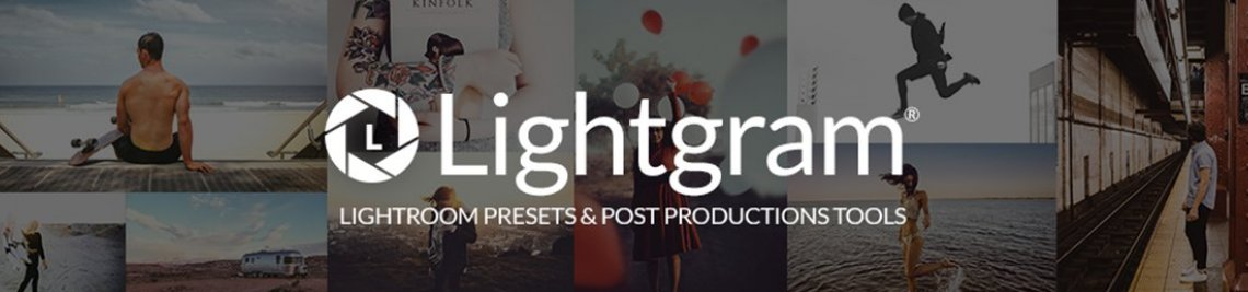 Lightgram - Lightroom Presets Profile Banner