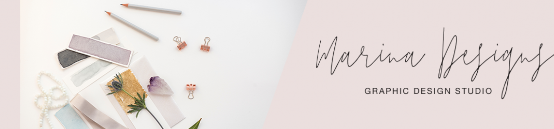 Marina Designs Profile Banner