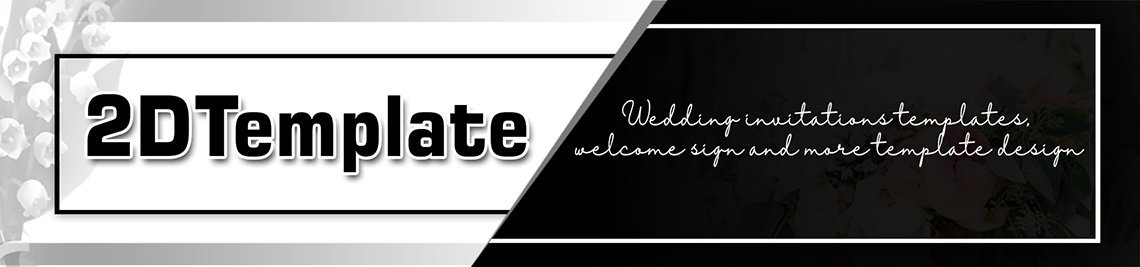 2DTemplate Profile Banner