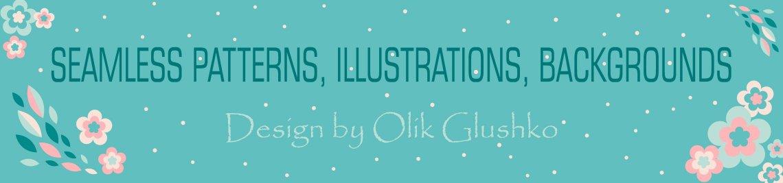 Patterns by Olik Glushko Profile Banner