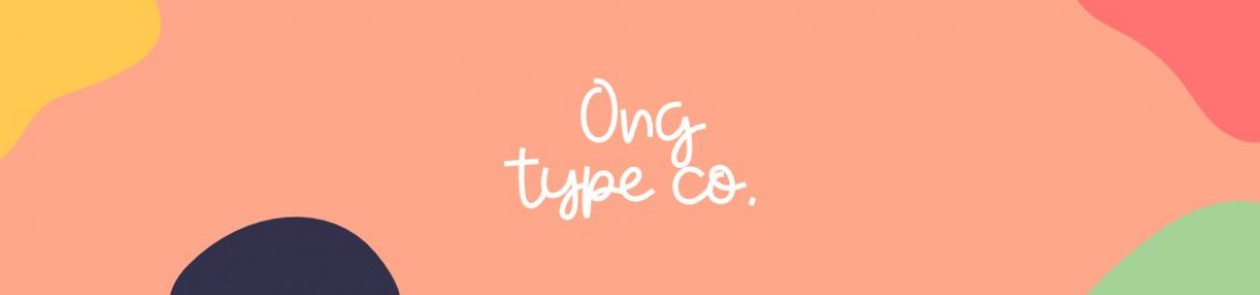 Ongtype co Profile Banner