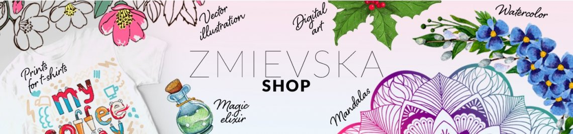 Ksenia Zmey Profile Banner
