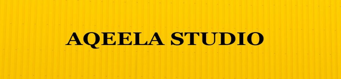 Aqeela Studio Profile Banner