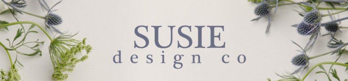 Susie Design Co Profile Banner