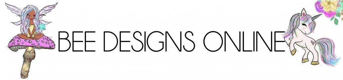 Bee Designs Online Profile Banner