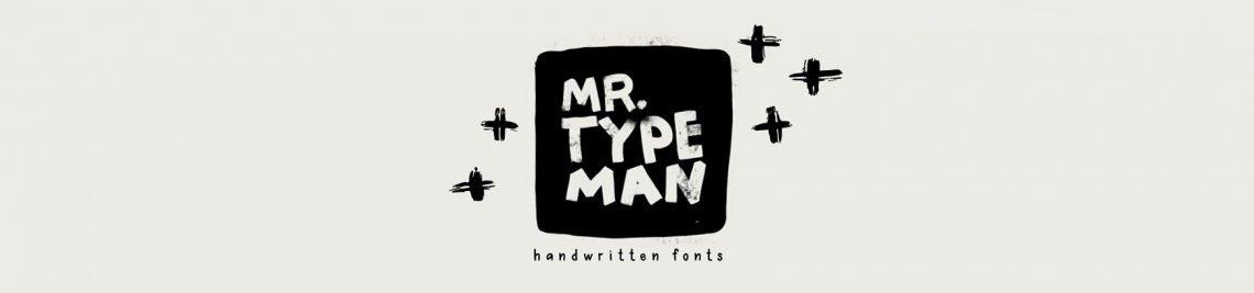 MrTypeman Profile Banner