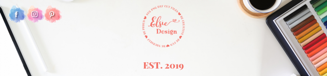 ElsieLovesDesign Profile Banner
