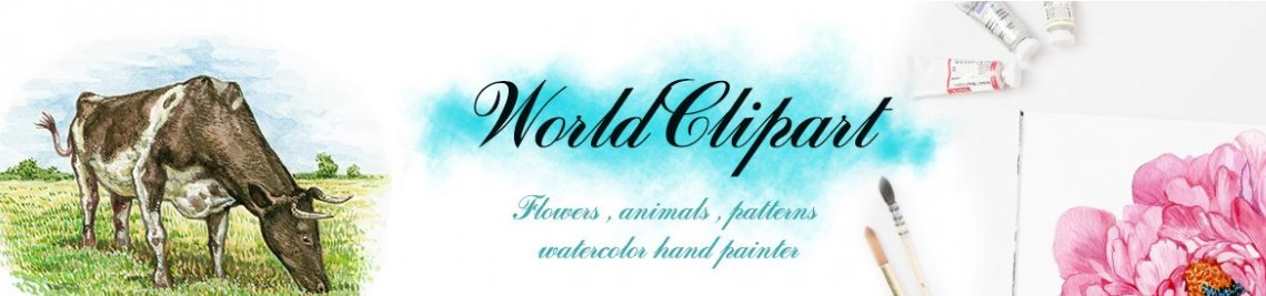 WorldClipart Profile Banner