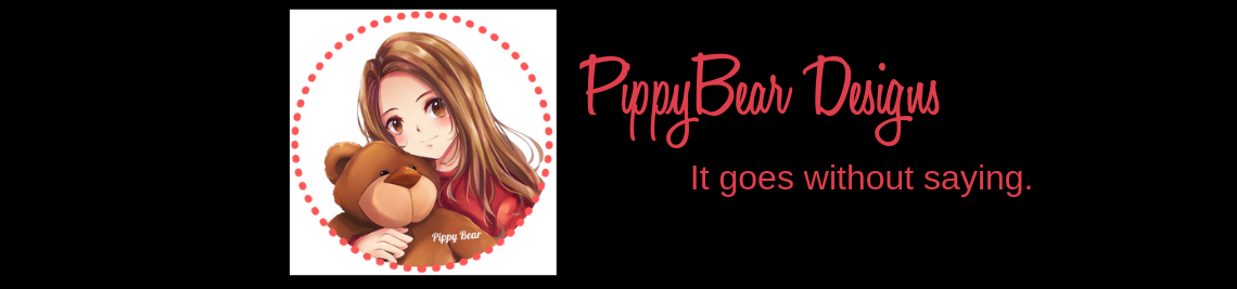 PippyBear Designs Profile Banner