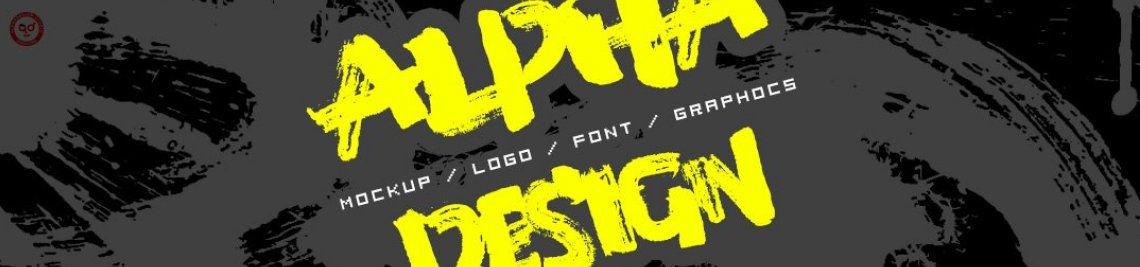 alphadesign Profile Banner