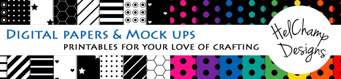 Helchamp Designs Profile Banner