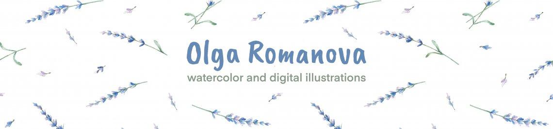 OLGA ROMANOVA Profile Banner