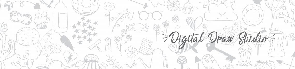 Digital Draw Studio Profile Banner