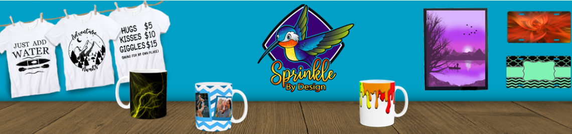 Sprinkle By Design Profile Banner