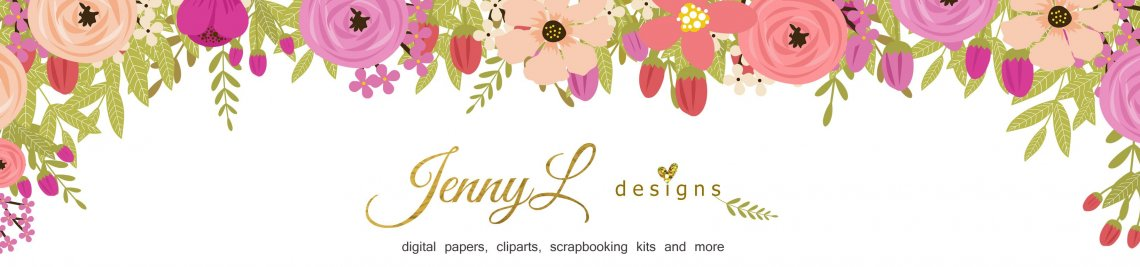 JennyL Designs Profile Banner