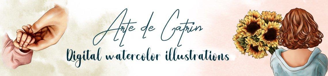 Arte de Catrin Profile Banner
