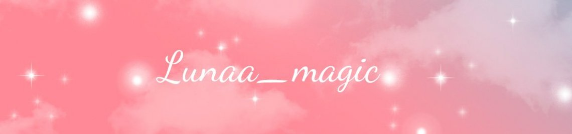 lunaa magic Profile Banner