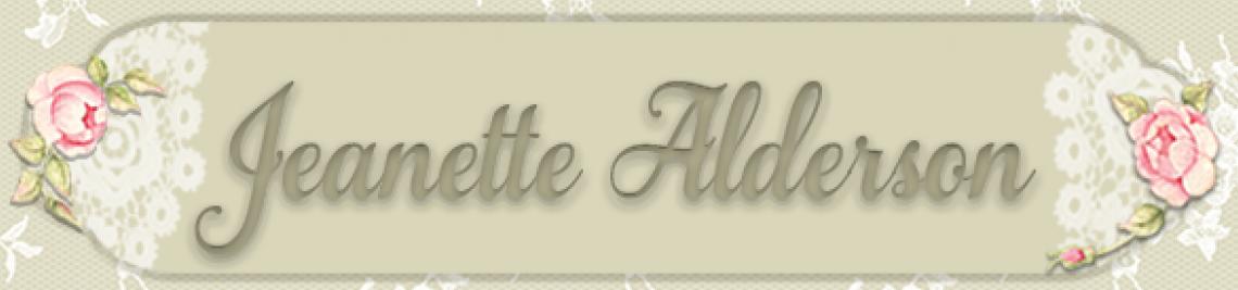 Jeanette Alderson Profile Banner