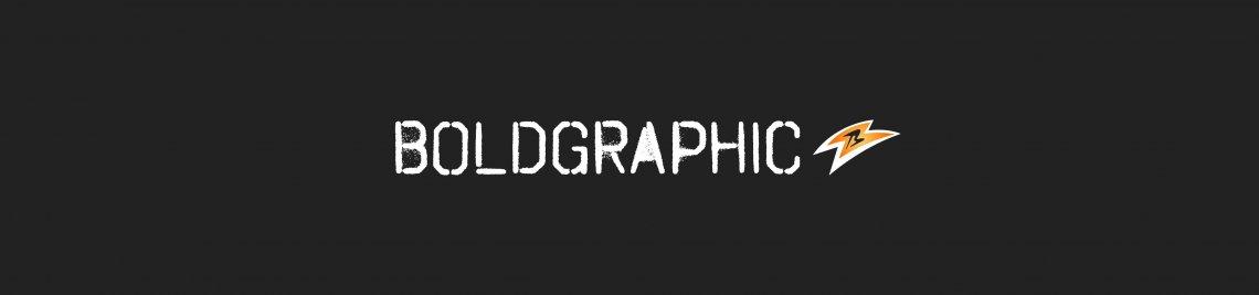 BOLD Graphic Profile Banner