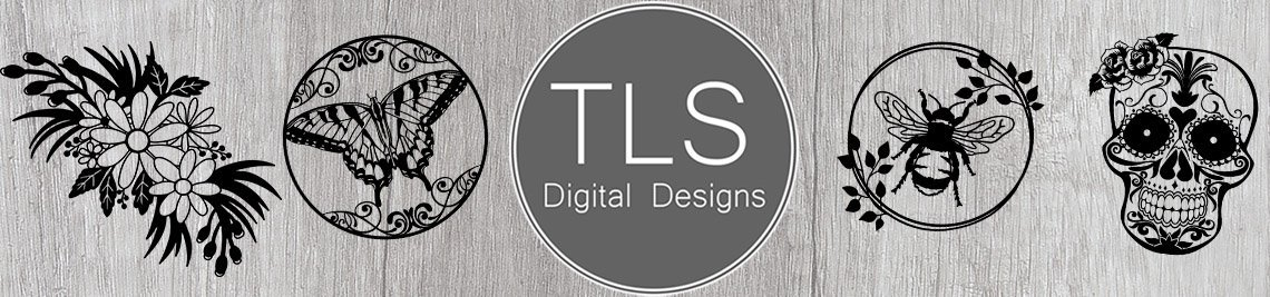 TLS Digital Designs Profile Banner