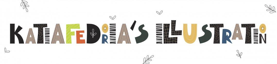 Katia Fedorova Illustrations Profile Banner