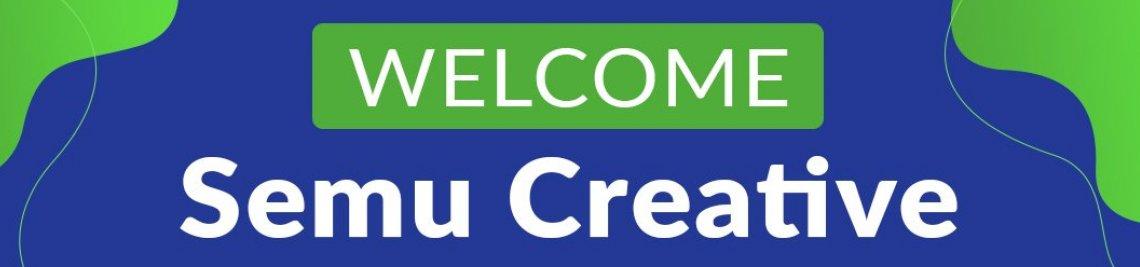 Semu Creative Profile Banner