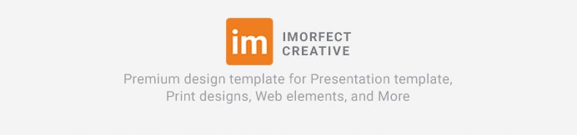 imorfect creative Profile Banner
