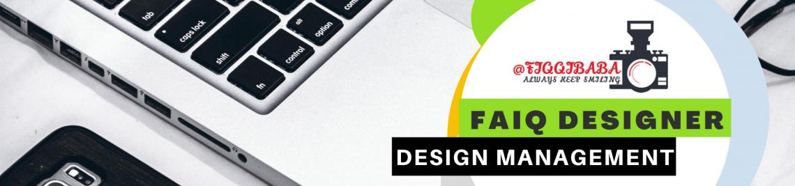 Faiq Designer Profile Banner