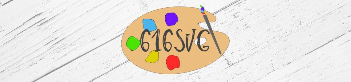 616SVG Profile Banner
