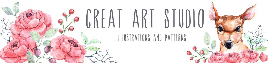 CreatArtStudio Profile Banner