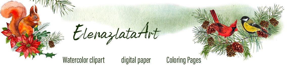 ElenazlataArt Profile Banner