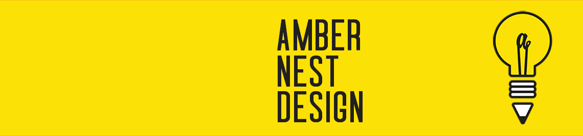 Amber Nest Design Profile Banner