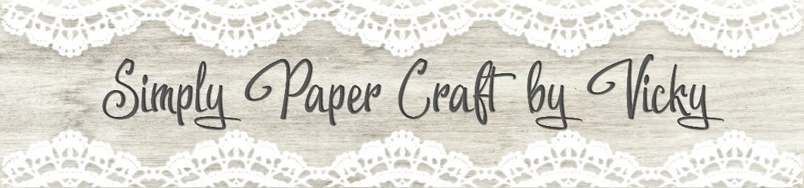 Simply Paper Craft by Vicky Profile Banner