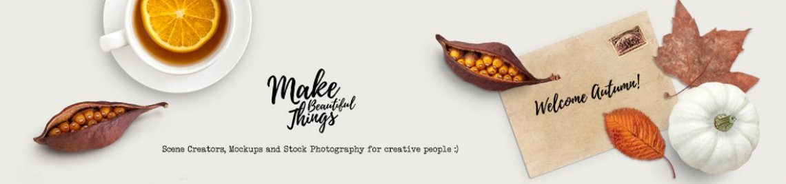 Make Beautiful Things Profile Banner