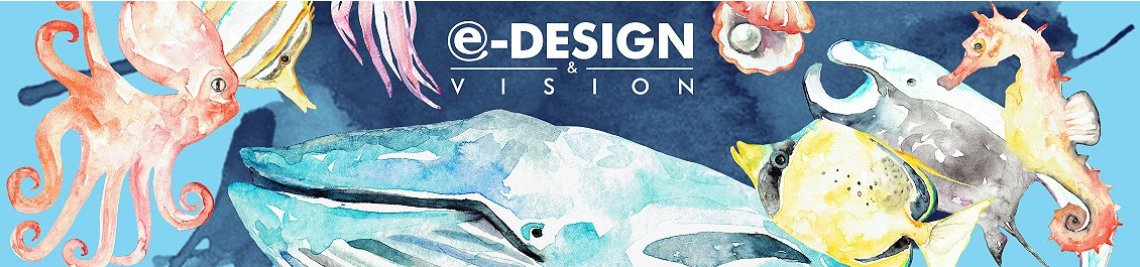 E Design and Vision Profile Banner