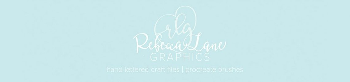Rebecca Lane Graphics Profile Banner