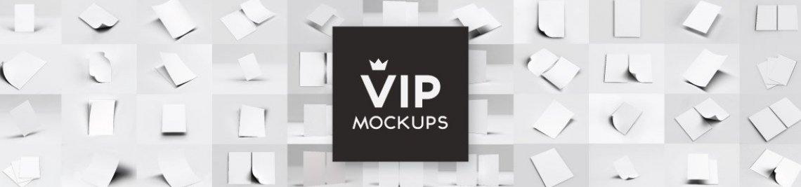 vipmockups Profile Banner