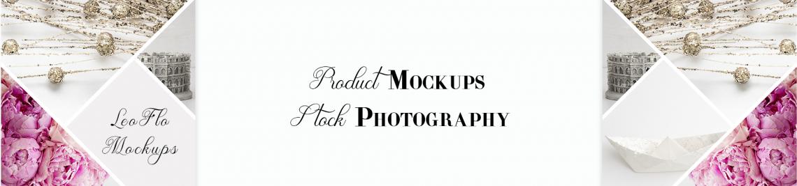 Leo Flo Mockups Profile Banner