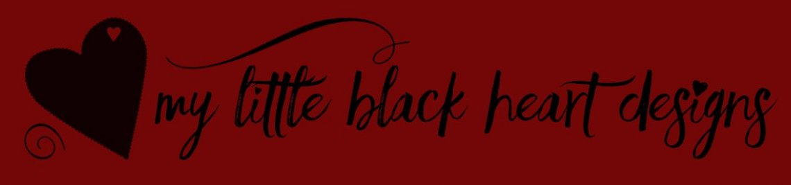 My Little Black Heart Designs Profile Banner