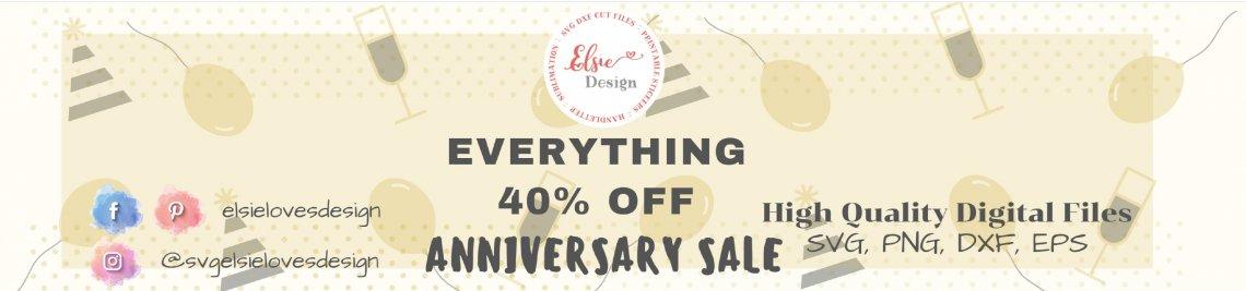 ElsieLovesDesign Profile Banner