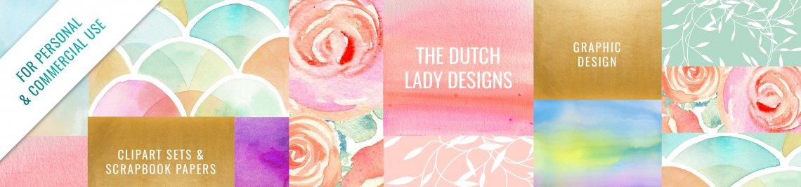 The Dutch Lady Designs Profile Banner